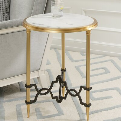 Rugby End Table