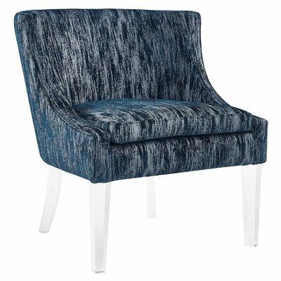 BrynTextured Velvet Chair