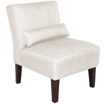 Thurston Slipper Chair Upholstery: Groupie Oyster