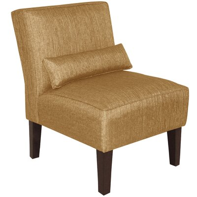 Magnolia Side Chair Color: Glitz Filbert
