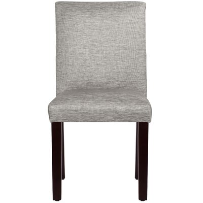 Maidstone Side Chair Color: Groupie Pewter