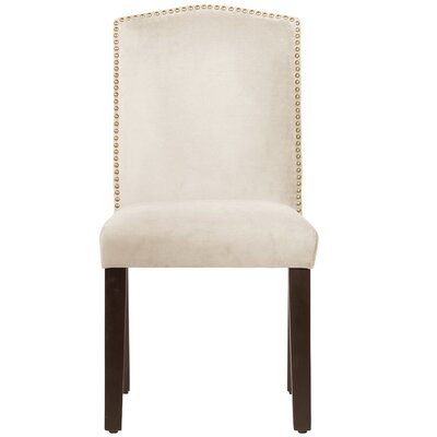 Maison Side Chair Color: Regal Antique White