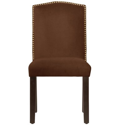 Gillenwater Side Chair Color: Regal Chocolate