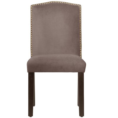 Maison Side Chair Color: Regal Smoke