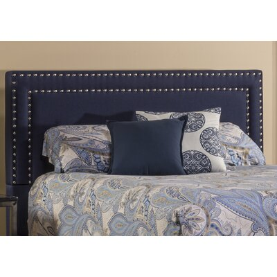 Candace Upholstered Panel Headboard Size: King