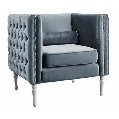 Rupelmonde Velvet Arm Chair