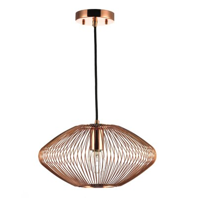 Rowsey 1-Light Pendant Lamp