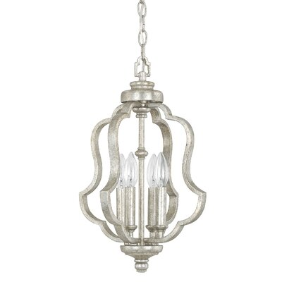 Hamlin 4-Light Foyer Pendant