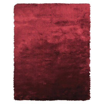 Kingsley Elderberry Area Rug Rug Size: 49 x 76