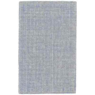 Kingston Azure Rug Rug Size: Rectangle 96 x 136