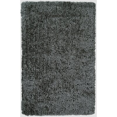 Derrall Graphite Area Rug Rug Size: 8 x 11