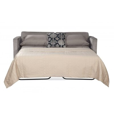 Willa Arlo Interiors WRLO6060 Serta Upholstery Cia Queen Sleeper Sofa