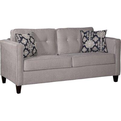 Mercer41 MRCR5739 32733368 Serta Upholstery Mansfield 72″ Sleeper Loveseat