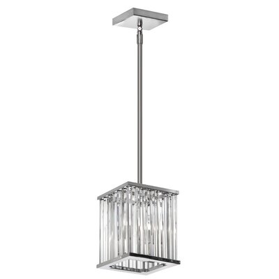 Dru Contemporary 2-Light Mini Pendant