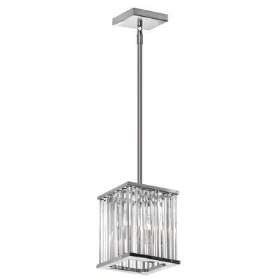 Dru Contemporary 2-Light Mini Pendant