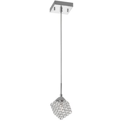Lustin 1-Light Mini Pendant