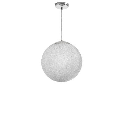 Longlier 1-Light Globe Pendant
