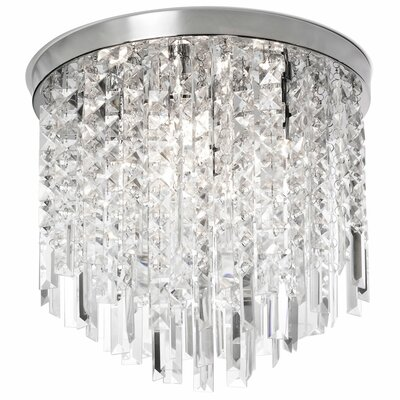 Evienne 8-Light Flush Mount