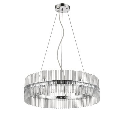 Lorraine 6-Light Crystal Chandelier