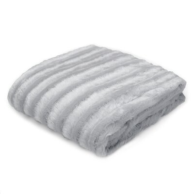 Gard Throw Color: Gray