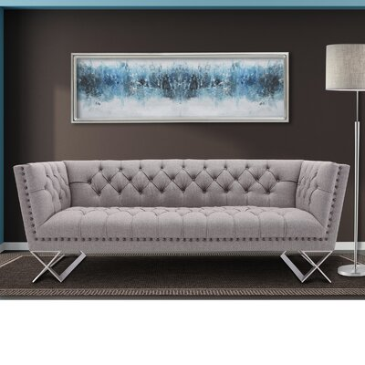 Borchert Contemporary Chesterfield Sofa