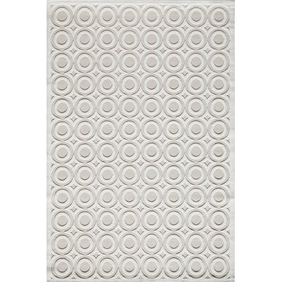 Hadleigh�Ivory Area Rug Rug Size: Rectangle 710 x 106