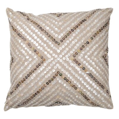 Manderfeld Cotton Linen Throw Pillow