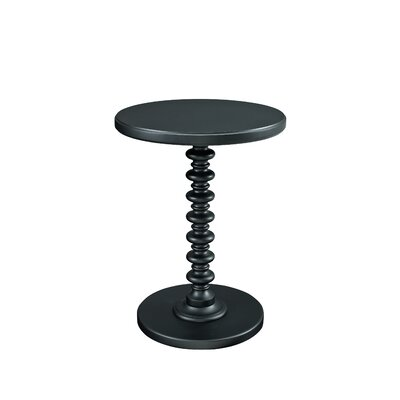Marlon End Table Finish: Black