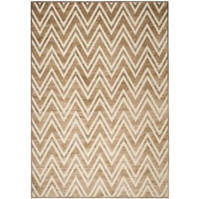Gabbro Mouse / Cream Area Rug Rug Size: Rectangle 8 x 112