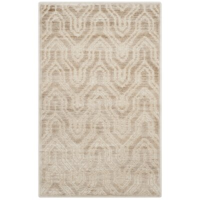 Gabbro Stone Area Rug Rug Size: Rectangle 5'3