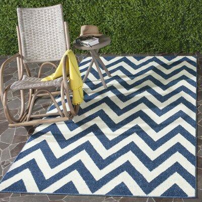 Currey Indoor/Outdoor Area Rug Rug Size: 26 x 4