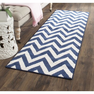 Currey Indoor/Outdoor Area Rug Rug Size: Runner 23 x 11