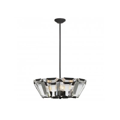 Marsal 10-Light Bowl Pendant