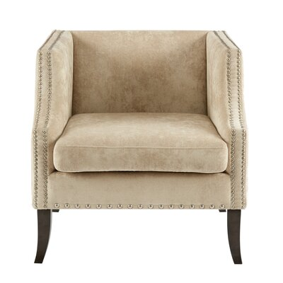 Blakely Armchair Upholstery: Natural