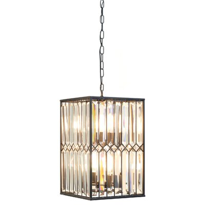 Ganan 8-Light Foyer Pendant Size: 22 H x 13 W x 13 D