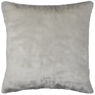 Celadon Throw Pillow Cover Color: White