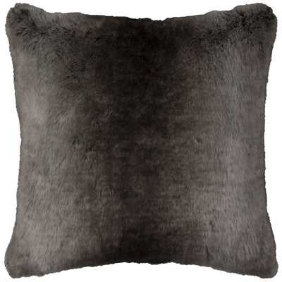 Chagford Throw Pillow Cover Color: Taupe