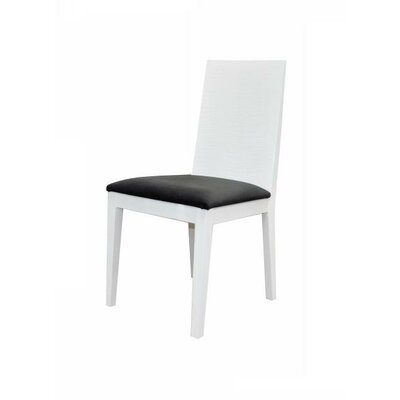 Felix Side Chair Finish: Gray