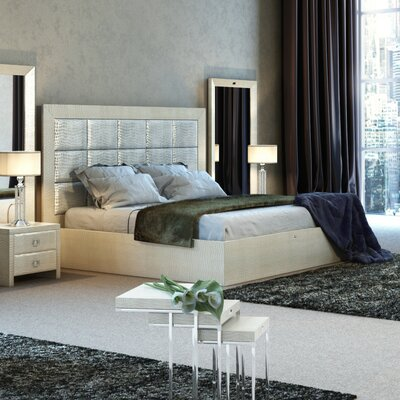 Jolicia Upholstered Platform Bed Size: California King