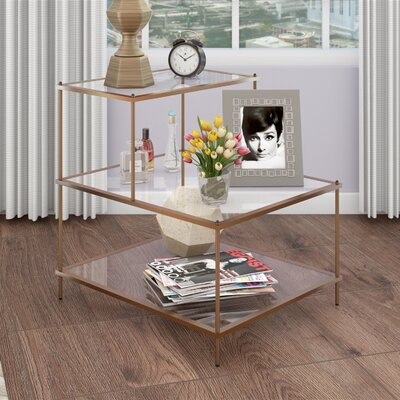 Juliette Rectangular End Table