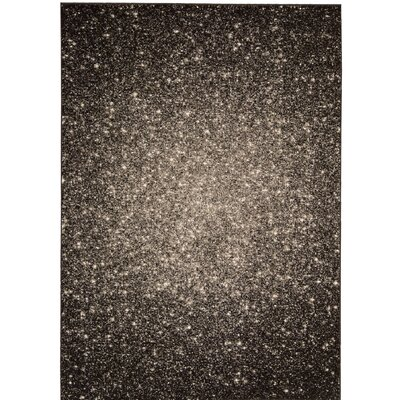 Blasco Gray Area Rug Rug Size: Rectangle 53 x 76