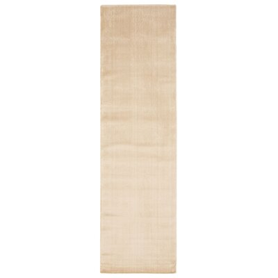 Buiron Oyster Area Rug Rug Size: Runner 23 x 8