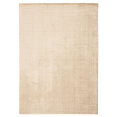 Buiron Oyster Area Rug Rug Size: 35 x 55