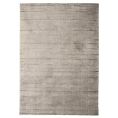 Buiron Pewter Area Rug Rug Size: Rectangle 35 x 55