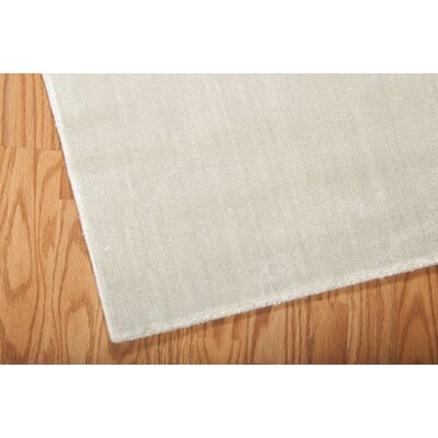Buiron Beige Area Rug Rug Size: Rectangle 76 x 106