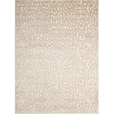 Brady Almond Area Rug Rug Size: 710 x 106