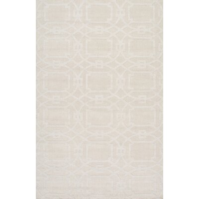 Cherelle Cream Area Rug Rug Size: Rectangle 86 x 116