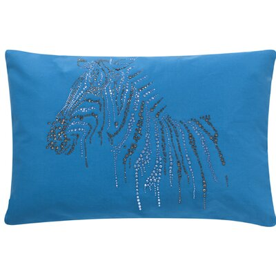 Darlington Lumbar Pillow Color: Paris Blue