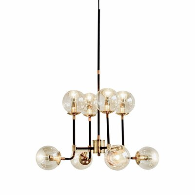 Andrei 8-Light Kitchen Island Pendant