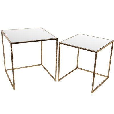 Jette 2 Piece Nesting Tables